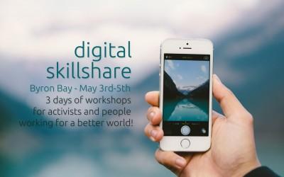 Digital Skill Share Byron Bay